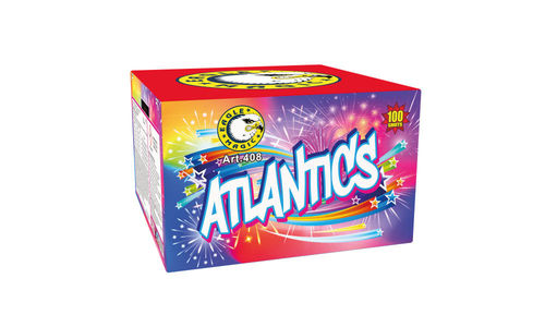 100 SHOTS -- ATLANTICS -- ASSORTIMENTO