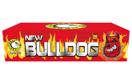 200 SHOTS -- BULLDOG NEW